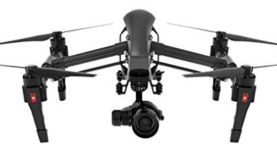 DJI Inspire 1 Pro Black Edition - Dron con cámara 4K HDR cuadricóptero