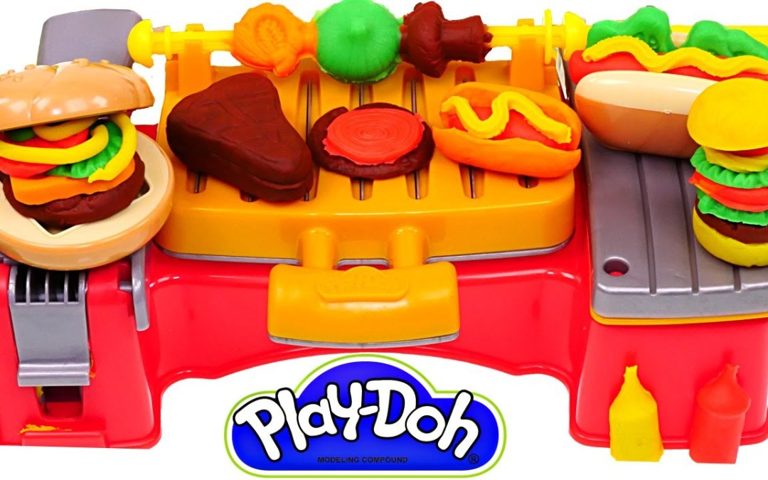 Plastilina PlayDoh Manualidades con plastilina
