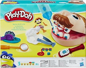 Play-Doh Dentista