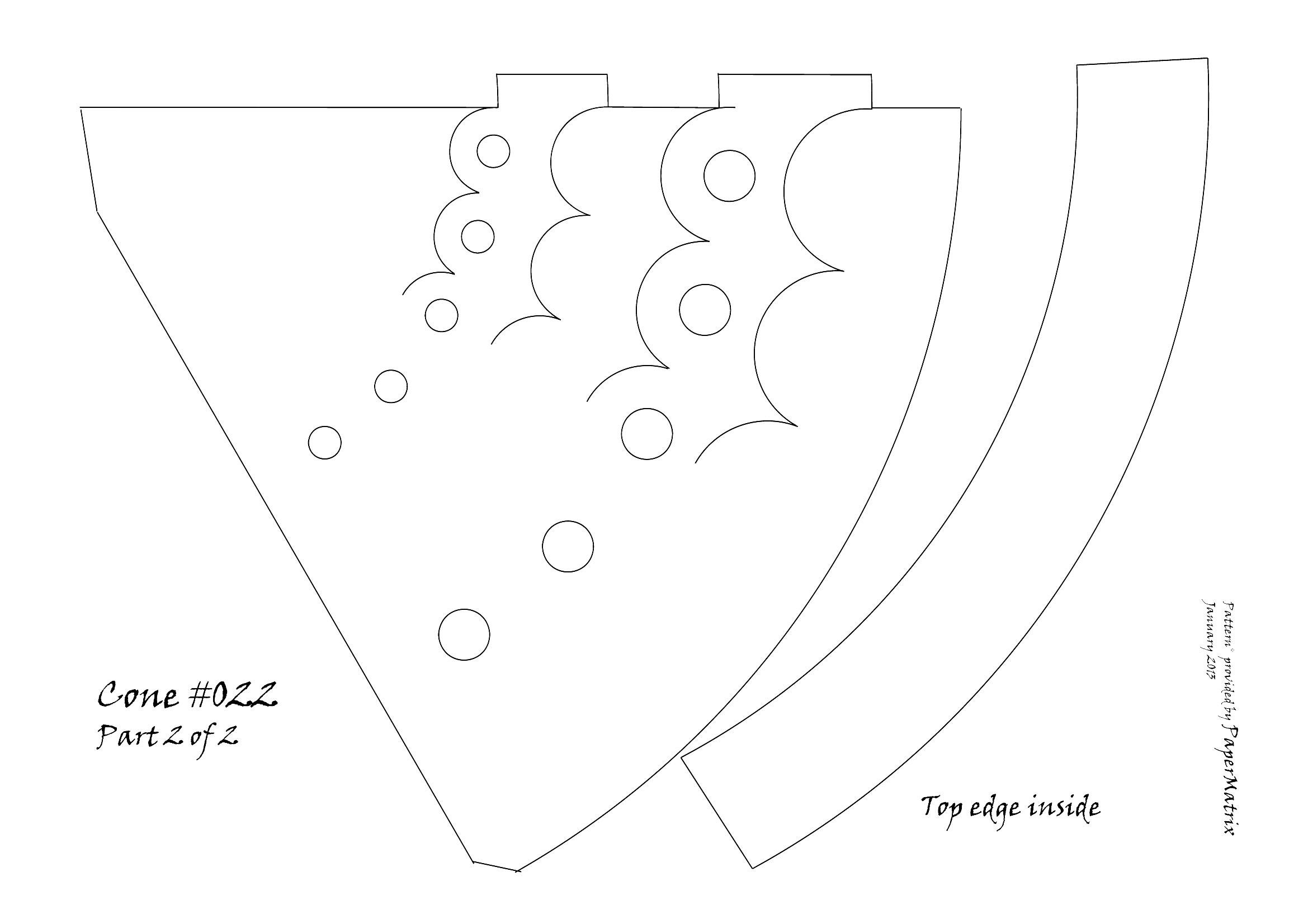 Cone 022