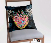 PaperMonster-Daring-Pillow