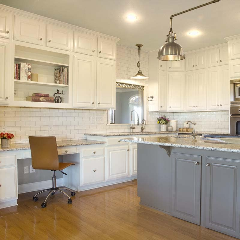 kitchen painting projects before and after photos on benjamin moore kitchen cabinet paint id=92925