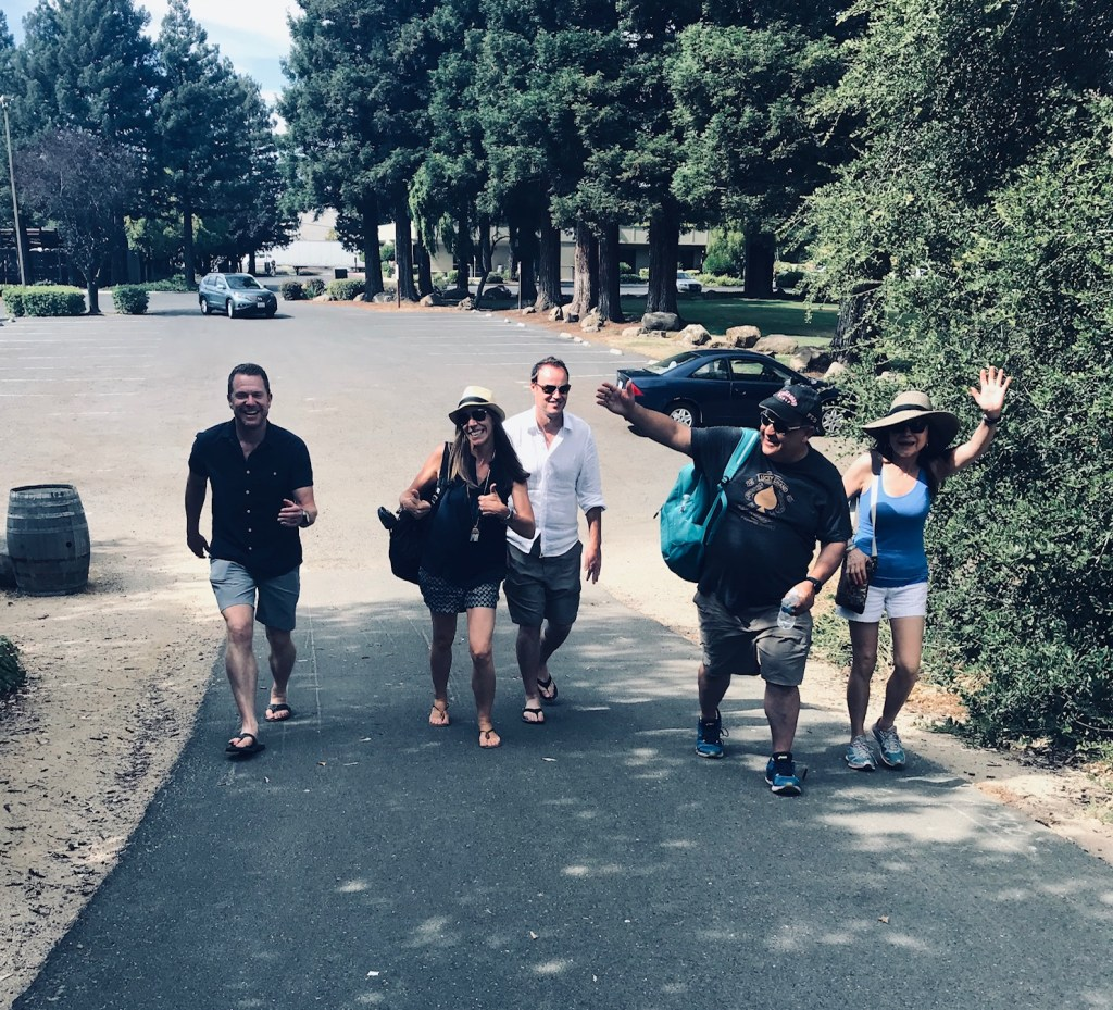 Napa Walking Tours