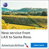 American Airlines LAX-STS