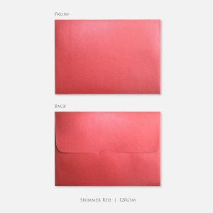 Vellum Paper Wedding Invitation 9