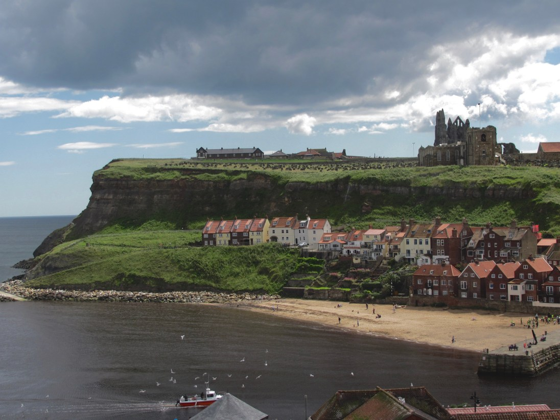 Seaside View of Whitby