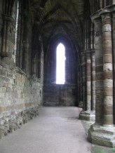 Whitby Abby Ruins