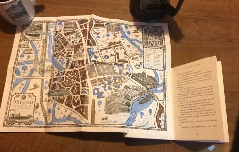 Fold-Out: Jon Lawrence, Lyra's Oxford