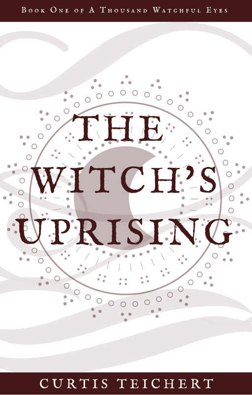 The Witch's Uprising - Cover II Wattpad Edition