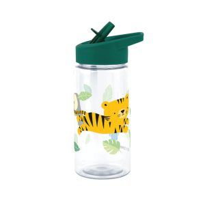 Drink Bottle Jungle Tiger