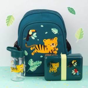 Lunch Box Jungle Tiger