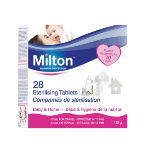 Sterilising Tablets 28 Pcs
