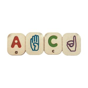 HAND SIGN ALPHABET A-Z
