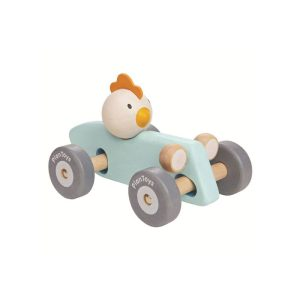 Chicken Racing Car