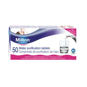 Water Purification Tablets 50 Pcs
