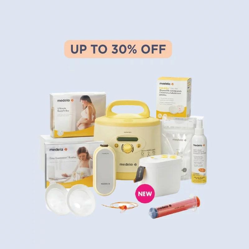 Mom & Baby essentials