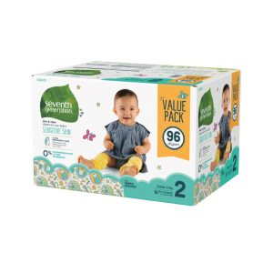 Stage 2 Diapers Mega Pack