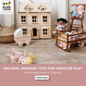 PLAN-TOYS wooden toys for kids