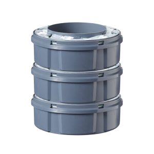 Tommee Tippee Twist & Click Nappy Disposal Bin Refills 3 Pack
