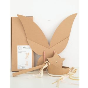 Koko Cardboards DIY Kit Fairy Costume