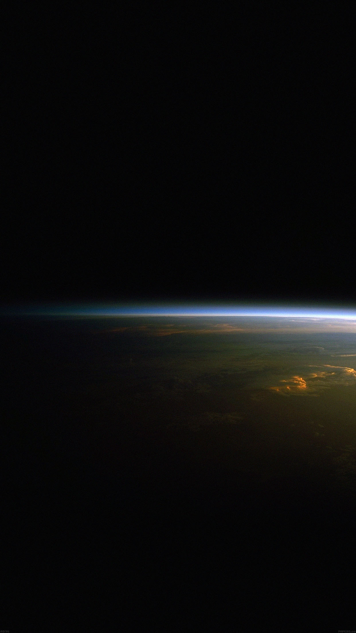 Ad96 Earth At Night Space Love