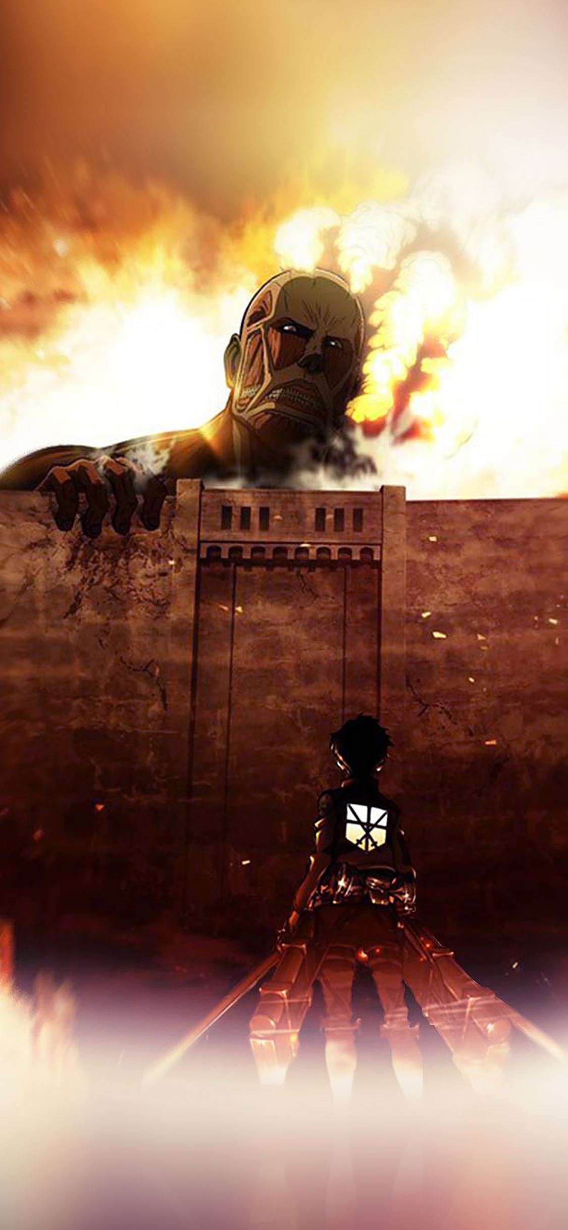 Yuriko nakao/getty images attack on titan is a popular anime series that has also spawned movies and video games. iPhoneXpapers.com-Apple-iPhone-wallpaper-ah30-attack-on ...