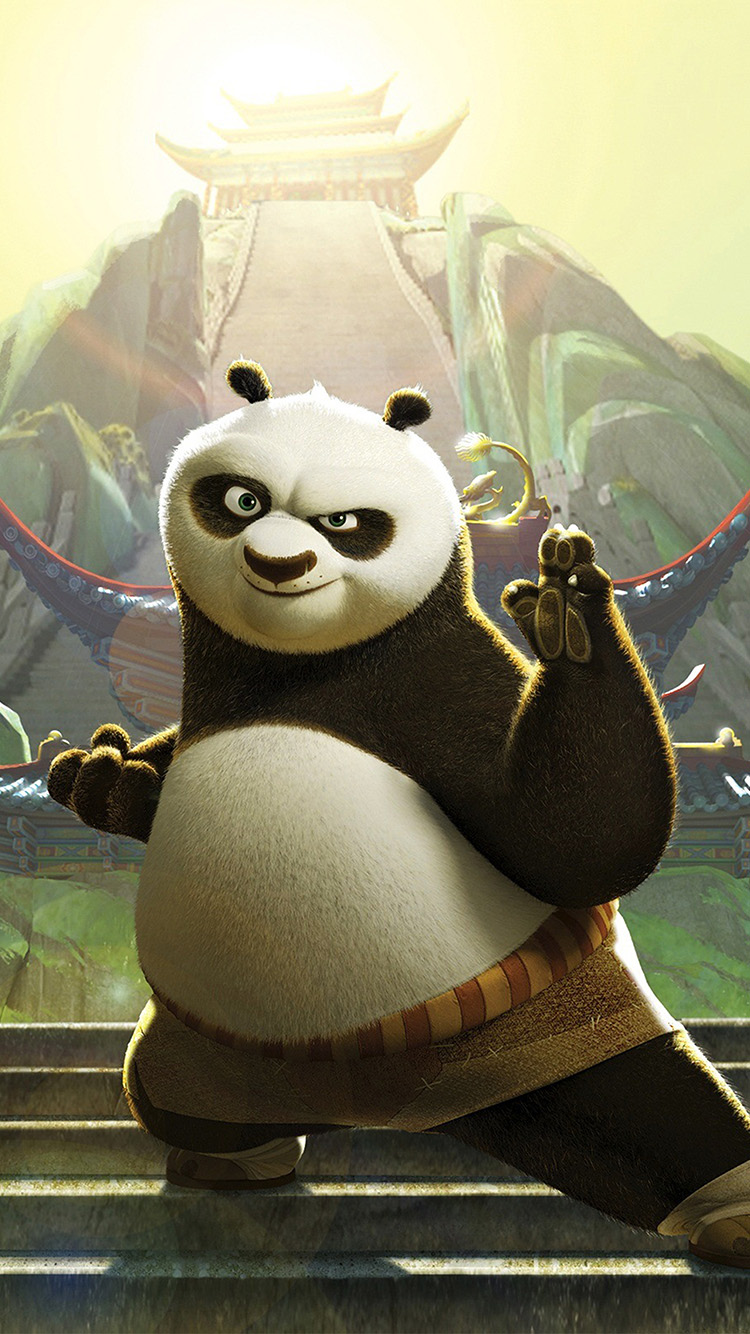 An47 Kungfu Panda Dreamworks Animation Art Cute Papers Co