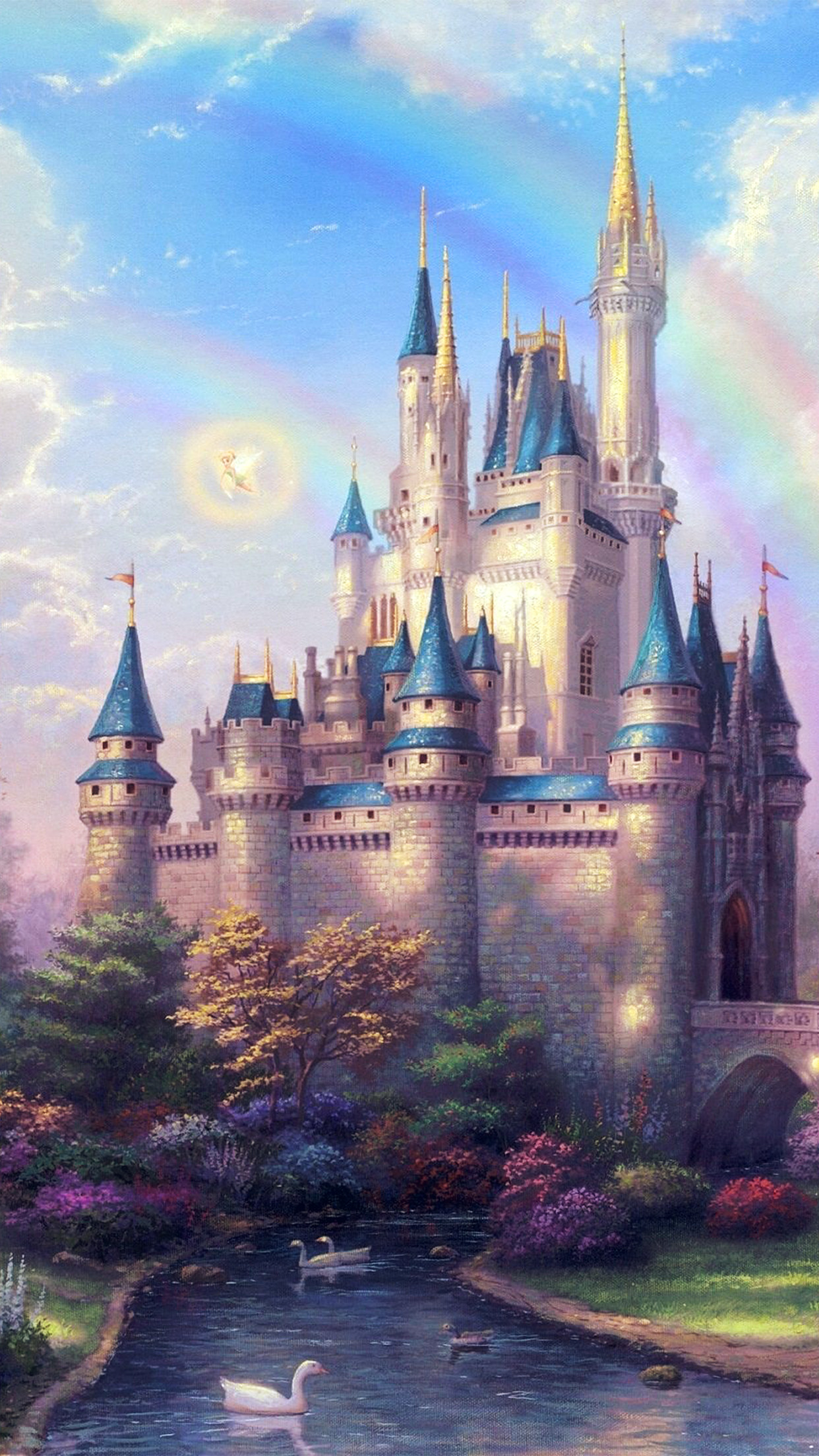 Best Disney Castle Wallpaper Tumblr Rescue World Org