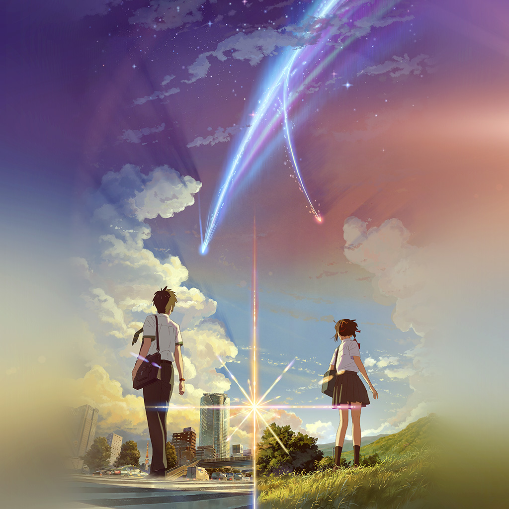 there are hundreds of wallpapers for windows, but it can be hard. ar29-boy-and-girl-anime-art-spring-cute-flare-wallpaper