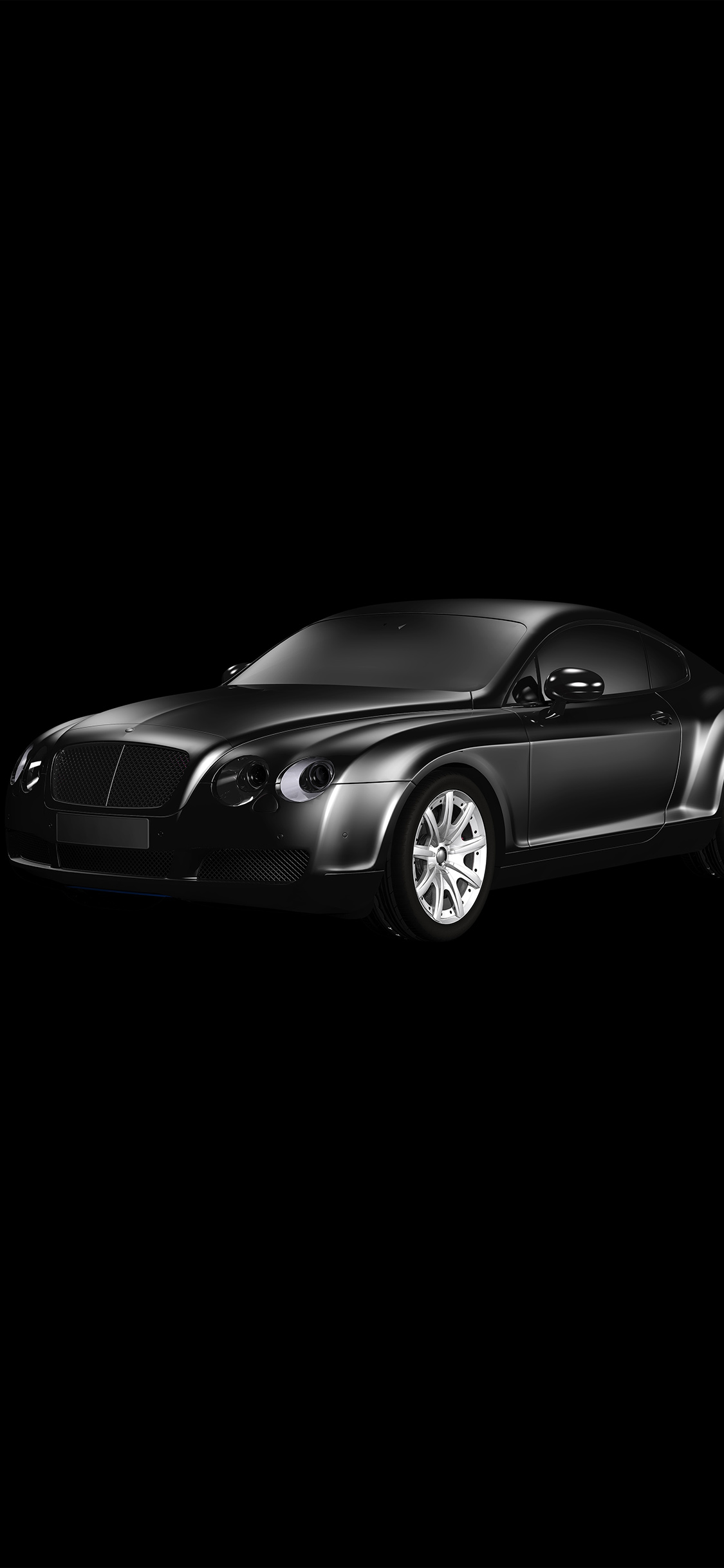 Choose from the iphone's default wallpaper selection or create your own vivid lock or home screen displays w. Iphone11papers Com Iphone11 Wallpaper At00 Car Bentley Dark Black Limousine Art Illustration
