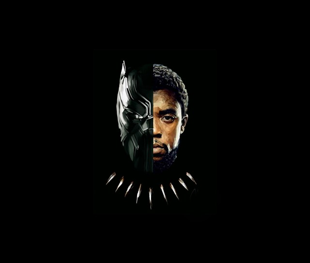 Android Wallpaper Be Hero Avengers Black Panther Art