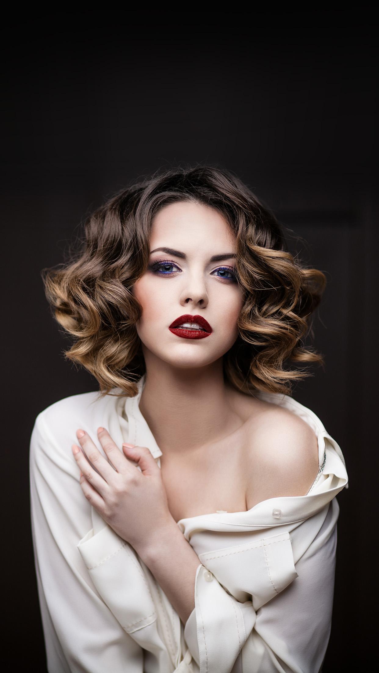 Hg25 Devushka Model Makiyazh Sexy Girl