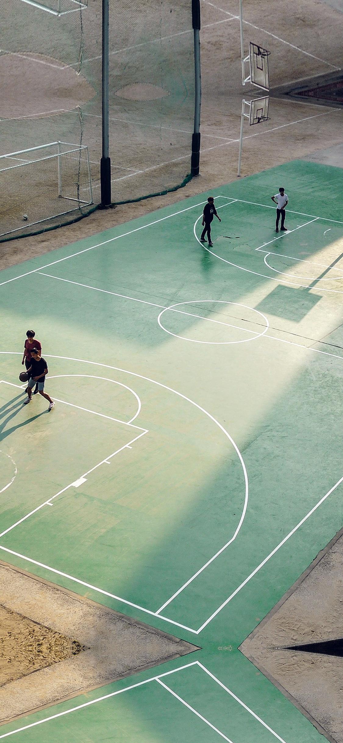 ng basketball green city sports art nba wallpaper
