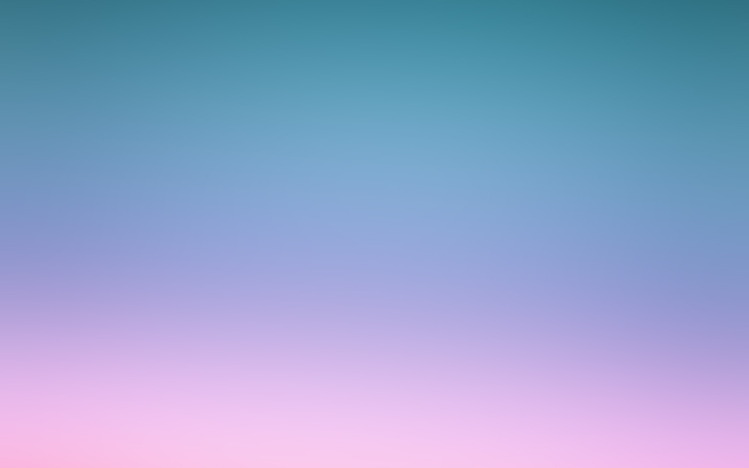Sl34 Pink Blue Soft Pastel Blur Gradation Wallpaper