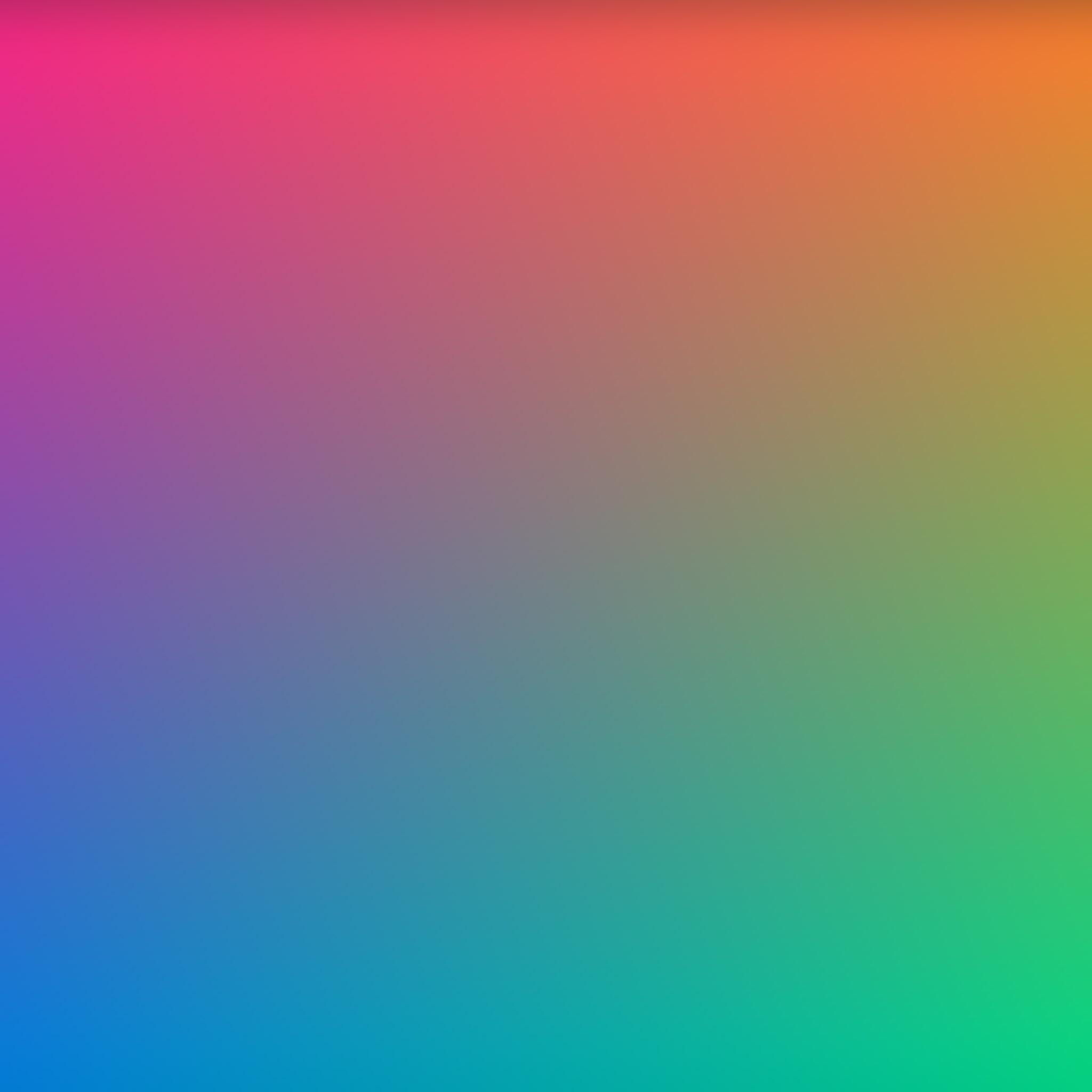 Sl87 Color Rainbow Blur Gradation Wallpaper