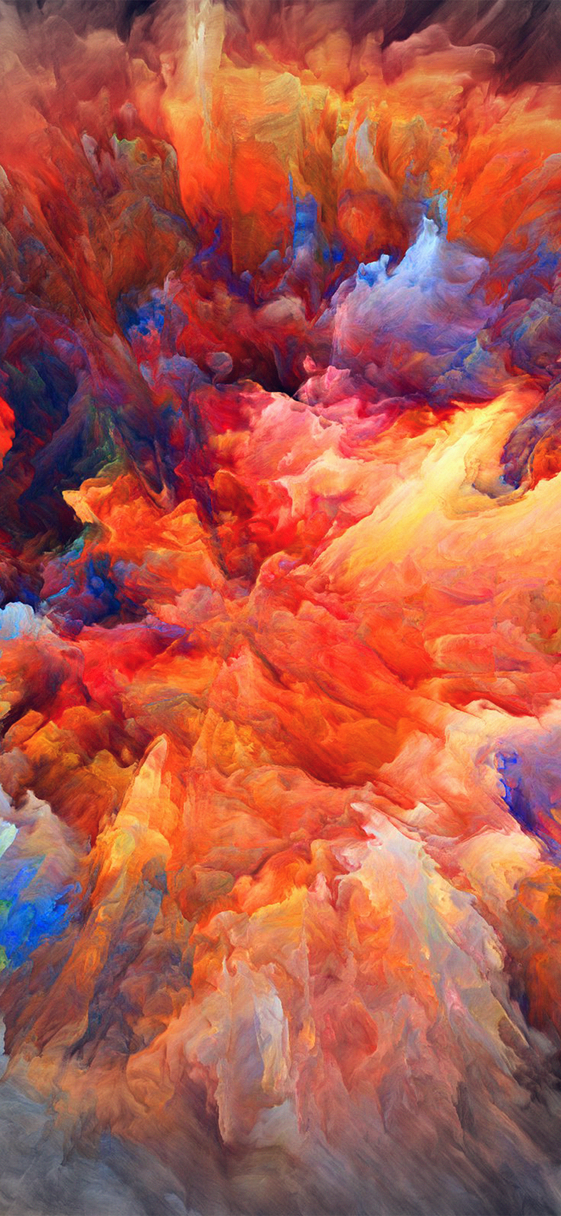 Colorful Film Texture Background Vintage
