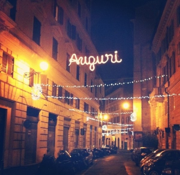 Auguri Rome Italy