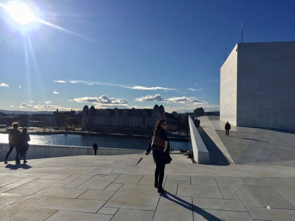 Opera House Oslo Norway