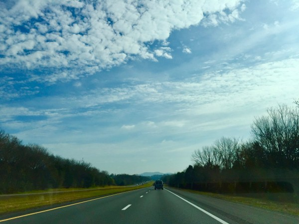 Tennessee Highway 40 east