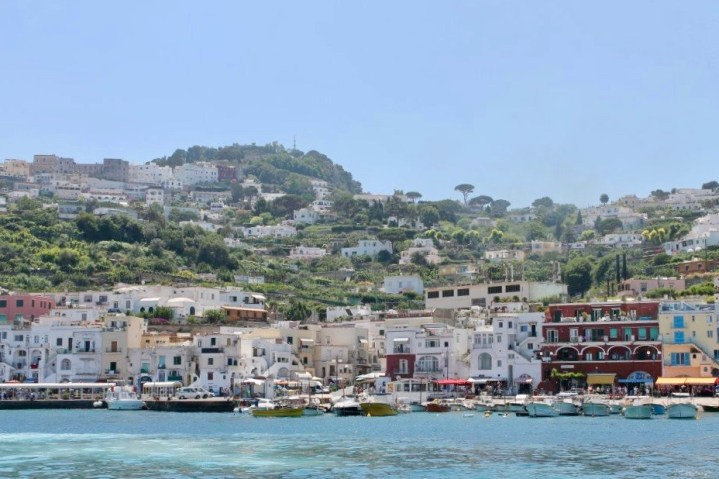 Hot and Cold Capri: Year-Round Travel Guide for Capri, Italy
