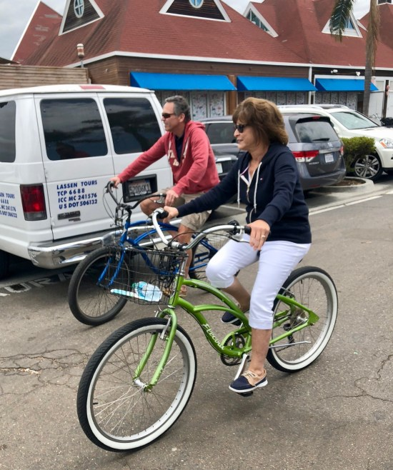 Coronado California bike