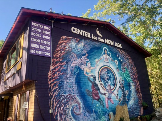 Center for the New Age Sedona