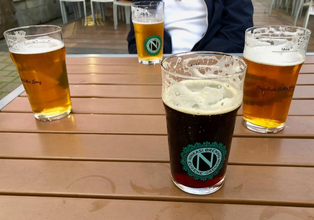 Ninkasi Brewing Eugene Oregon