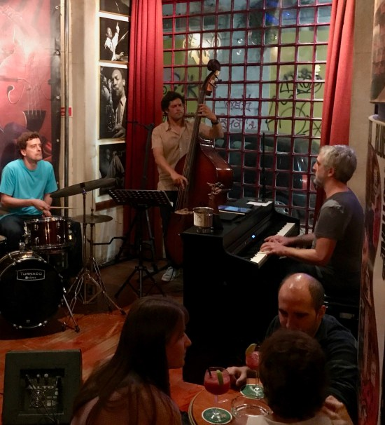 Bairro Alto jazz bar