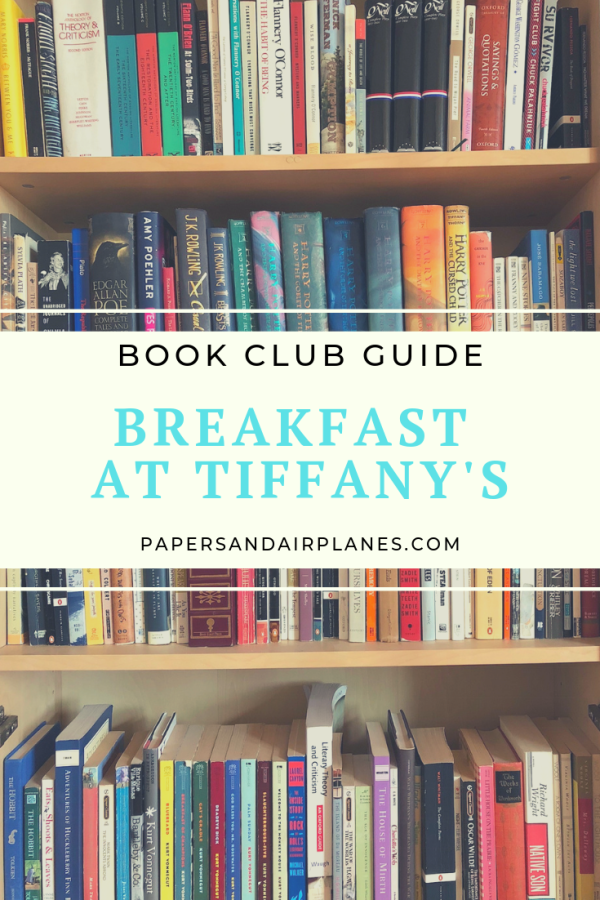 Book Club Guide Breakfast at Tiffanys