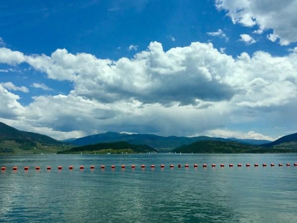 Breckenridge Colorado lake