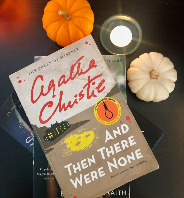 Five Mystery Picks for Your Fall Reading List