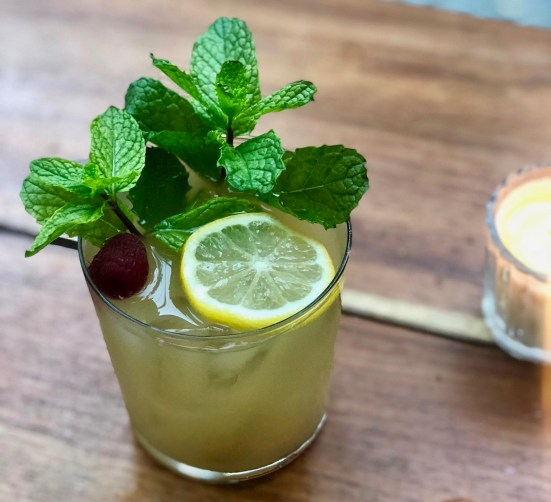 Gitano Tulum cocktail