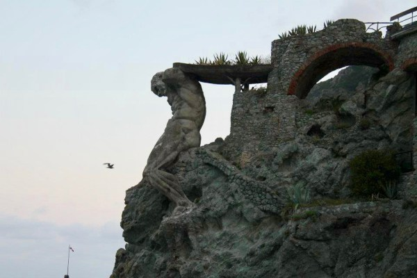 Sculpture of Neptune, Statua del Gigante
