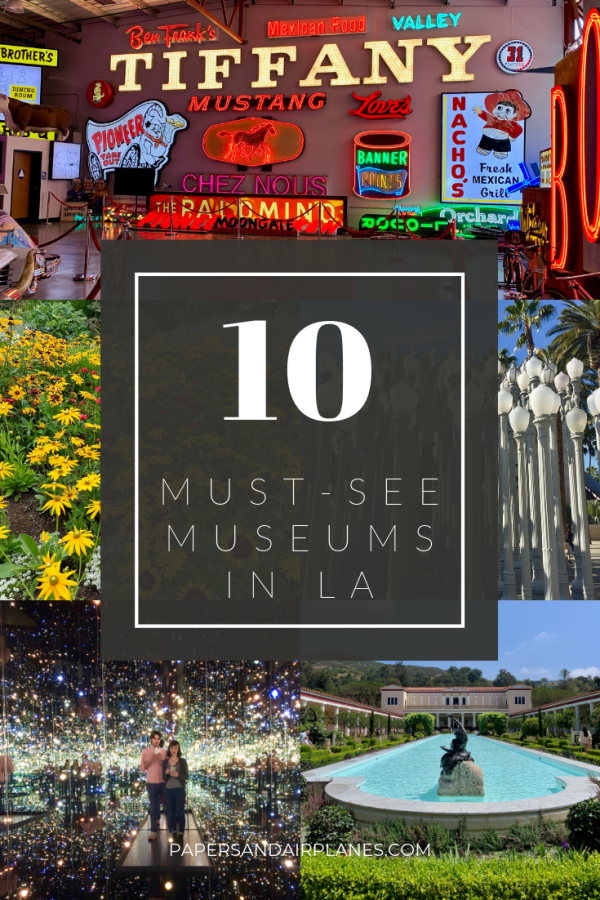 10 Must See Museums in LA